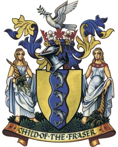 City of Richmond Coat of Arms
