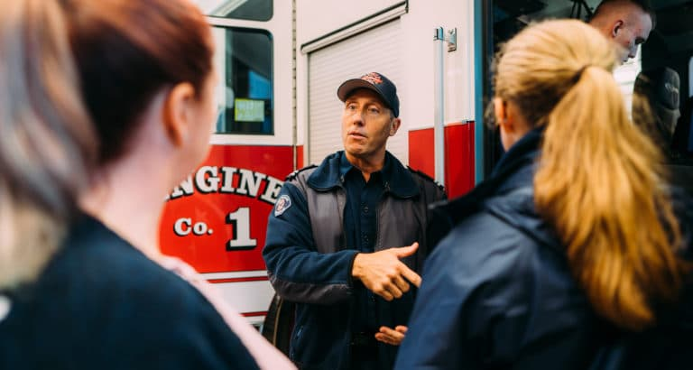 Richmond Fire-Rescue Educational Services