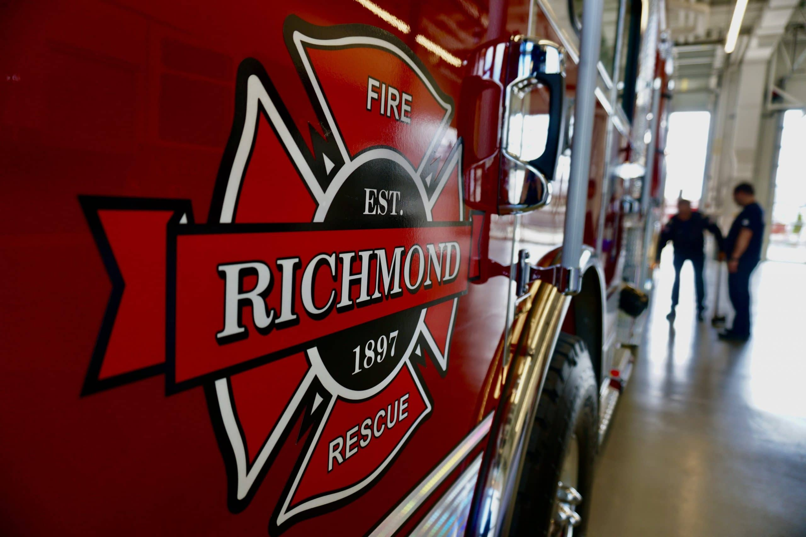 New Engine 1 Rolls Out