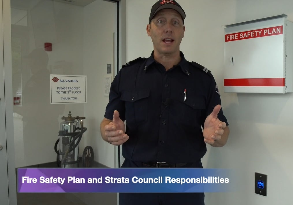 Vlog #4 – Fire Safety Plans are essential for your safety