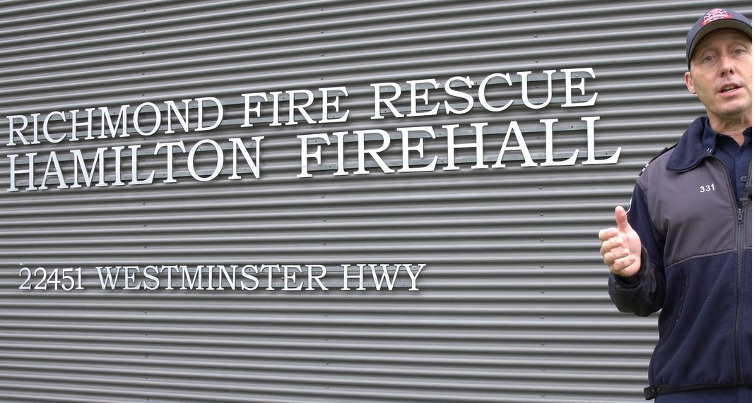 Vlog #7 – Lighting of the Fire Hall – Cancelled