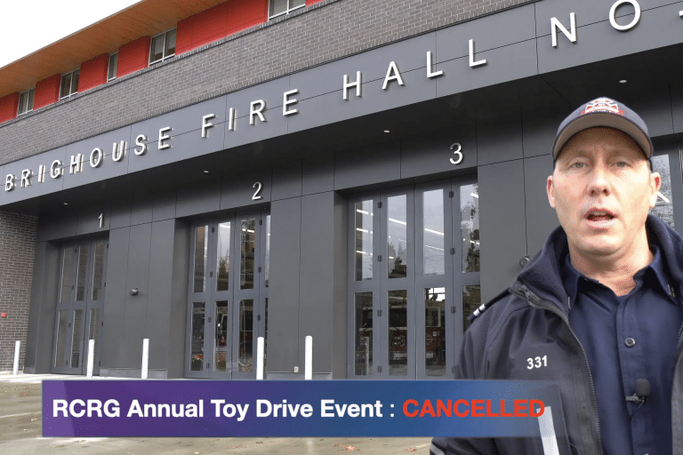 Vlog #6 – Richmond Cares Richmond Gives Annual Toy Drive: Cancelled