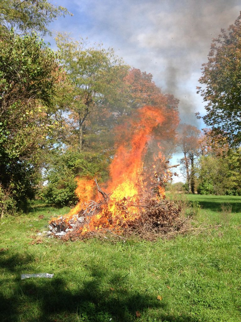 Open Burn Permit