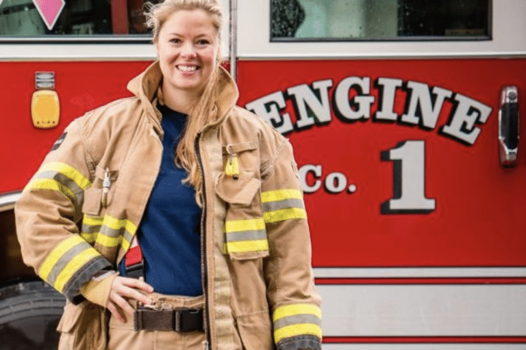 Now accepting applications for Fire Fighter