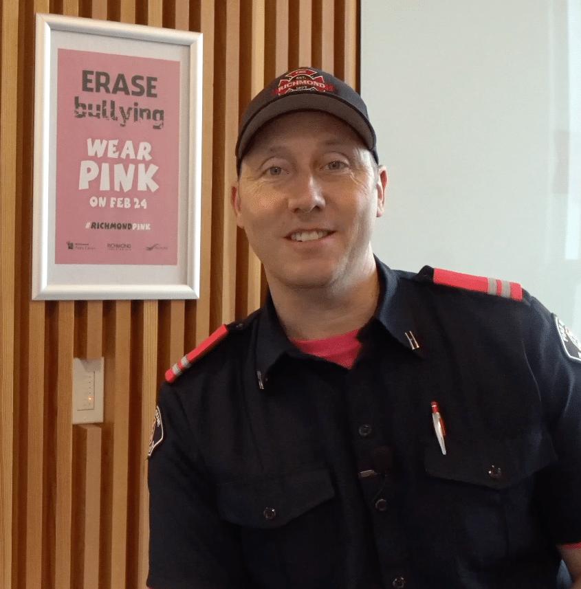 Vlog #13 – Pink Shirt Day / ERASE Bullying
