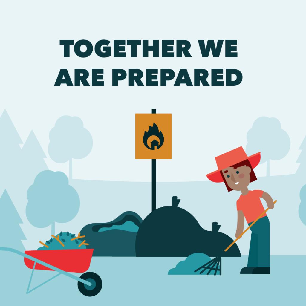 Wildfire preparedness day